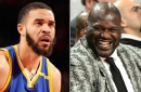 JaVale McGee tries to put a smile on amid Shaq feud