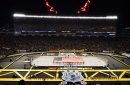 Members of the Steelers take to social media to comment on the Penguins playing at Heinz Field