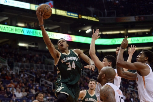 Bucks vs. Suns Preview: Bucks hoping for repeat performance against Phoenix