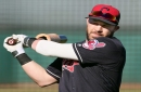 Cleveland Indians shut down Jason Kipnis for a few days because of shoulder strain