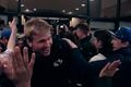 Video: BYU fans greet team at airport following Cougars' upset win over No. 1 Gonzaga