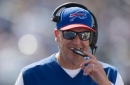 Here's why Rex Ryan is wearing a Chargers shirt at the Daytona 500