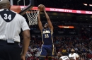 Insider: Myles Turner becomes focus after Paul George's ejection