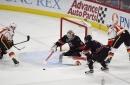 Recap: Calgary Flames down Carolina Hurricanes 3-1