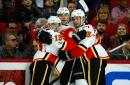 Recap: Calgary Flames (3) @ Carolina Hurricanes (1)