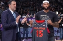 Kings GM Vlade Divac says he'll 'step down' if he's wrong about DeMarcus Cousins trade