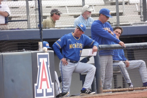 Arizona baseball recap: Bizarre 7th inning allows Wildcats to sweep McNeese State