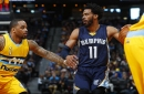 Nuggets unable to solve Grizzlies' stout defense in second loss in three games
