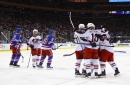 Rangers fall into top wild-card spot after loss to Blue Jackets