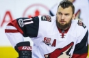 Wild land Martin Hanzal from Coyotes, but he didn't come cheap