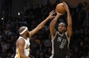 Spurs close Rodeo Road Trip with an easy win over the Lakers