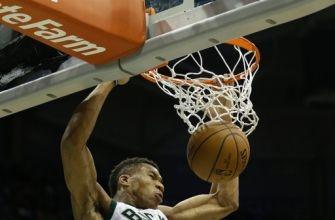 Antetokounmpo scores 28, Bucks beat Suns 100-96