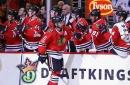 Blackhawks' Duncan Keith scores his 500th NHL career point