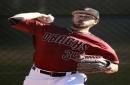 Arizona Diamondbacks' Braden Shipley allows 3 runs in spring debut