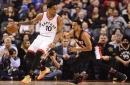 Toronto Raptors, DeMar DeRozan hold off Trail Blazers, 112-106: Rapid reaction