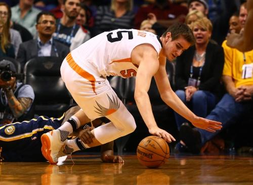 Suns notes: Dragan Bender working back from injury