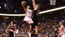 Raptors roar back from behind again with win over Portland