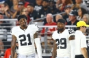 What condition Raiders' position is in pre-free agency: Cornerback