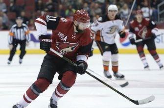 Wild acquire center Martin Hanzal in trade with Coyotes
