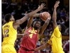 USC loses fourth in row after blowing late lead against ASU