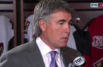 Tippett: 'This is where we're at as an organization'