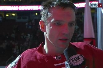 Vrbata: 'We didn't give up, came back and got a win'
