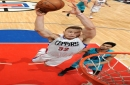 Griffin scores 43, Clippers hold off Hornets 124-121 in OT The Associated Press