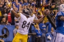 Check out Antonio Brown's Top 10 plays from 2016