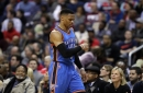Westbrook takes charge, Griffin powers Clippers