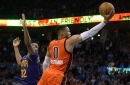 NBA scores 2017: Russell Westbrook is still a threat like we've never seen before