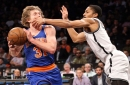 Wassup in Westchester: Ron Baker showed off his point guard skills