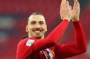 Zlatan Ibrahimovic is a lion