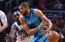 Clippers outlast Hornets in hero ball exhibition