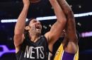 Nets waive Luis Scola