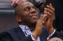 Riley believes Magic will bring success to Lakers