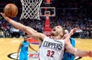 Clippers hold of Hornets in OT, Griffin scores 43