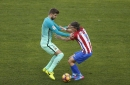 Pique and Ramos in spat as title race heats up in Spain The Associated Press