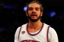 Report: Knicks' Joakim Noah to undergo knee surgery, out for season
