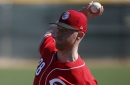 Reds pitcher Anthony DeSclafani dealing with elbow tenderness