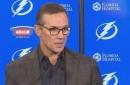 Lightning's Steve Yzerman explains decision to trade Ben Bishop