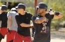 Diamondbacks' David Peralta switches to ax-handled bat