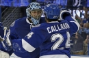 Our favorite Ben Bishop moments as a member of the Lightning