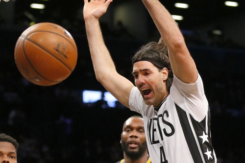 Nets cut Luis Scola, because what's the point?