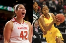 Maryland's Brionna Jones, Shatori Walker-Kimbrough named to All-Big Ten first team
