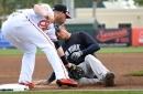 Greg Bird shows some rust on Yankees' basepaths