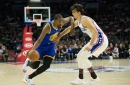 Quick Recap: Warriors grind it out against the 76ers 119-108