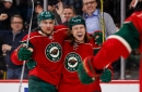 Wild battle from behind to beat Kings in OT