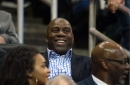 Magic Johnson says none of the current Lakers could play in the '80s
