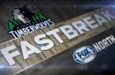 Wolves Fastbreak: Bench steps up vs Kings