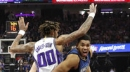 Towns, Wiggins combine for 56 in Wolves' 102-88 win vs Kings